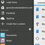 Astro updated – Google Drive, Dropbox and more