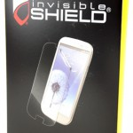 Zagg Invisible Shield Screen Protector review