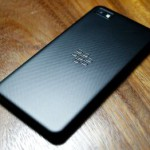 "BlackBerry ""London"" pictures and video have leaked out"