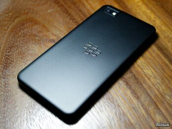 BlackBerry London pictures and video have leaked out
