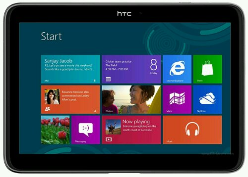 Windows 8 gets aped on an Android tablet.. for children