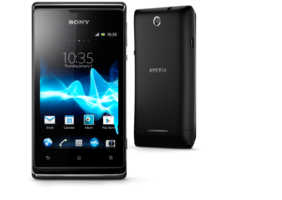Sony Announce New Xperia E