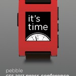 Pebble to make announcement at CES 2013