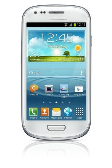 Samsung Galaxy SIII Mini gets a little NFC