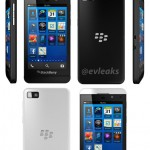New Blackberry Z10 image leaks
