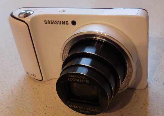 Samsung Galaxy Camera   Review