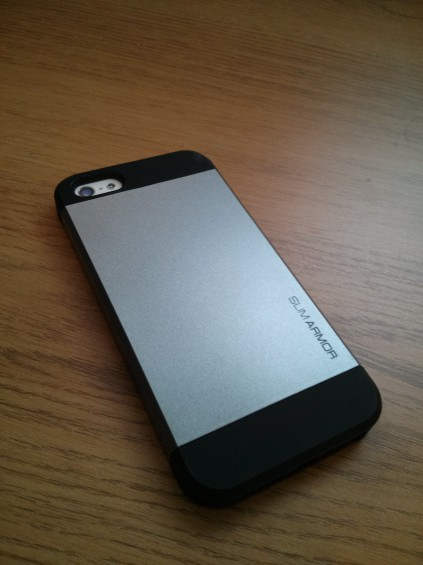 Spigen SGP Slim Armor for iPhone 5   Review