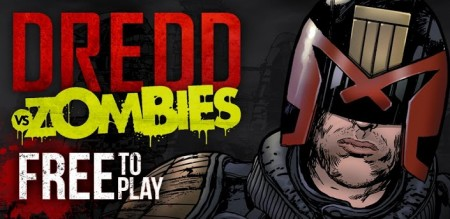 Android Game Review   Judge Dredd vs Zombies