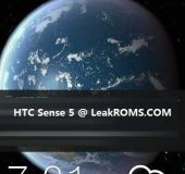 HTC M7 ROM shots leak