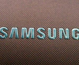 Samsung Flip Case Logo