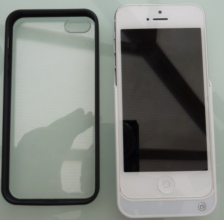 Power Jacket Case for iPhone 5   Review