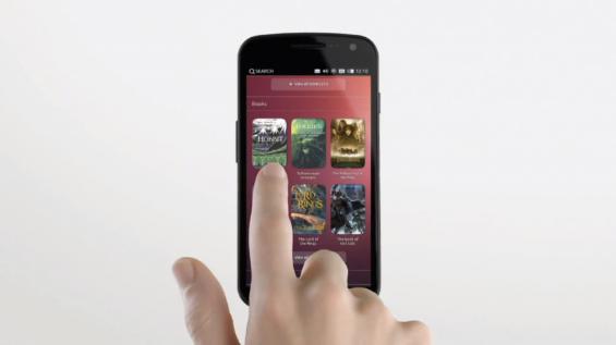 Ubuntu for Phones announced