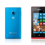 O2 confirmed Huawei Ascend W1 Windows Phone