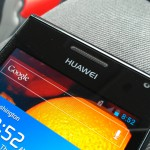 Huawei Ascend P1 now less than £200