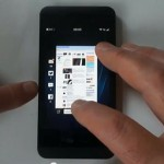 BlackBerry Z10 hands on video