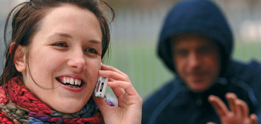 Are you protected? Mobile Phone crime is on the rise....