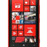 Nokia Lumia 920, now ready to buy in red
