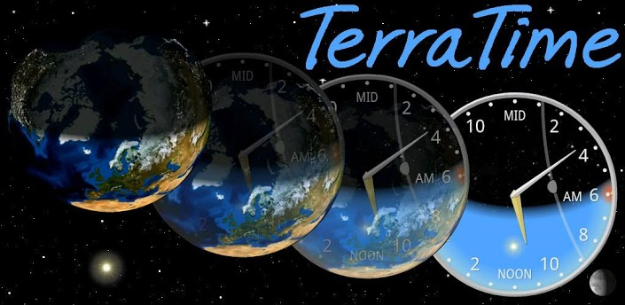Terra Time   Recommended Android