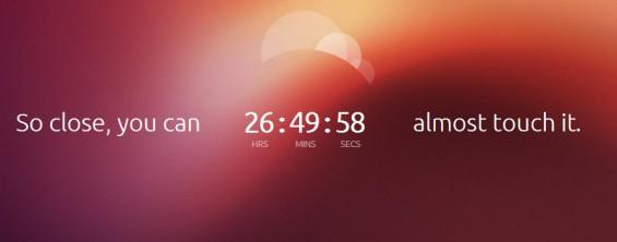Touch based Ubuntu arriving tomorrow?