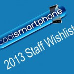 My 2013 wishlist – Mark
