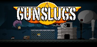 Gunslugs   new retro 8 bit shoot em up   is now available for Android and iOS