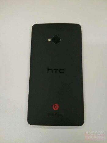 Another HTC M7 image leak