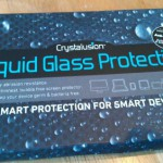 Liquid Glass Protection. That stuff really does work.