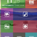 Do you want to make your Android device look a bit like Windows 8?