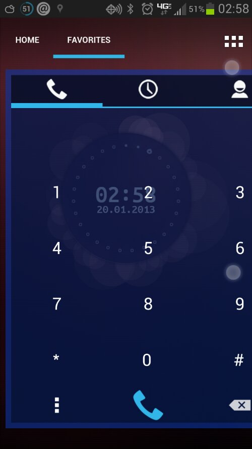 Android App Review   Simple Dialer Widget