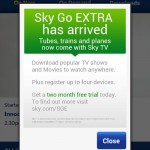Sky Go app updated to include new download service