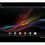 Xperia Z tablet – Indications suggest a UK launch