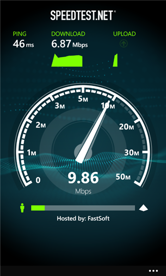 Official Speedtest.Net is now available for Windows Phone