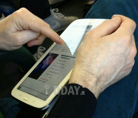 Samsung Galaxy Note 8 snapped already?