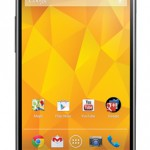 LG Nexus 4, get it on Virgin Mobile
