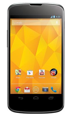 LG Nexus 4, get it on Virgin Mobile