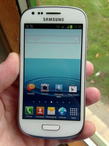 Deal   Samsung Galaxy SIII Mini SIM Free down to £229.99