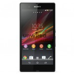 Sony Xperia Z press photo appears online