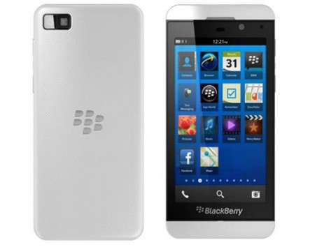 Blackberry Z10 reduced to £159.99