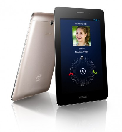 Asus Fonepad available on 26th April. Pre order from Friday