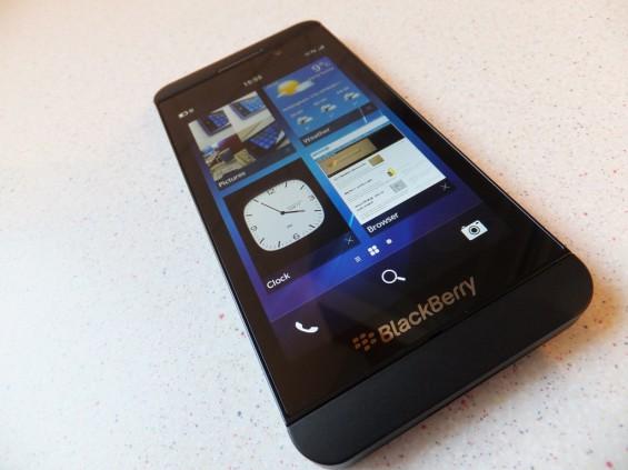 BlackBerry Z10 1