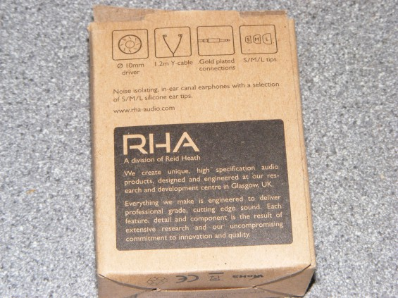 RHA MA150 Earphones Review