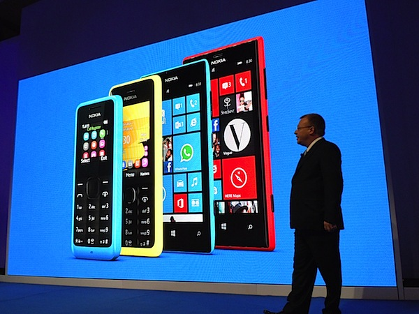 MWC   Live from the Nokia event