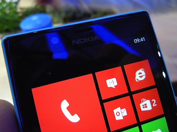 MWC   Hands on with the Lumia 720