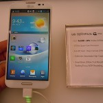 MWC – Hands on with the LG Optimus G Pro