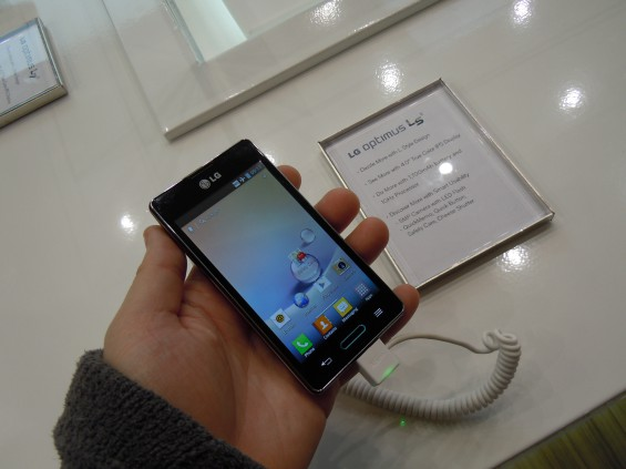 MWC   LG L Series hands on