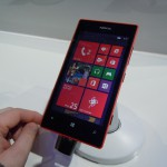 MWC – Nokia Lumia 520 hands on