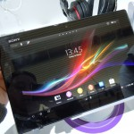 MWC – Sony Xperia Z Tablet hands on