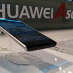 MWC – Huawei Ascend P2 Up Close