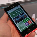 MWC – Huawei Ascend W1 Hands on