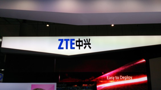 MWC   ZTE Open hands on